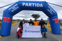 ULTRAPORT apoyó corrida familiar en Punta Arenas
